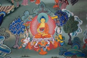 buku-tantra-yoga-lukisan-mural-di-vihara-hemis-leh